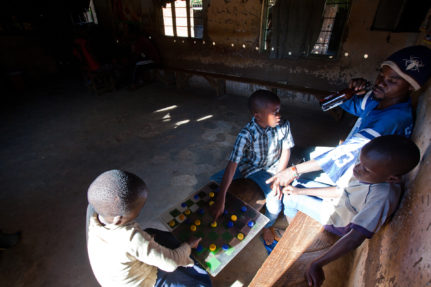 Alcohol in rural Tanzania